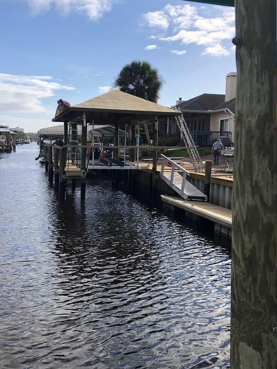 Boathouse Builder Jacksonville FL